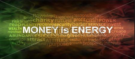 Money is energy workshop's image